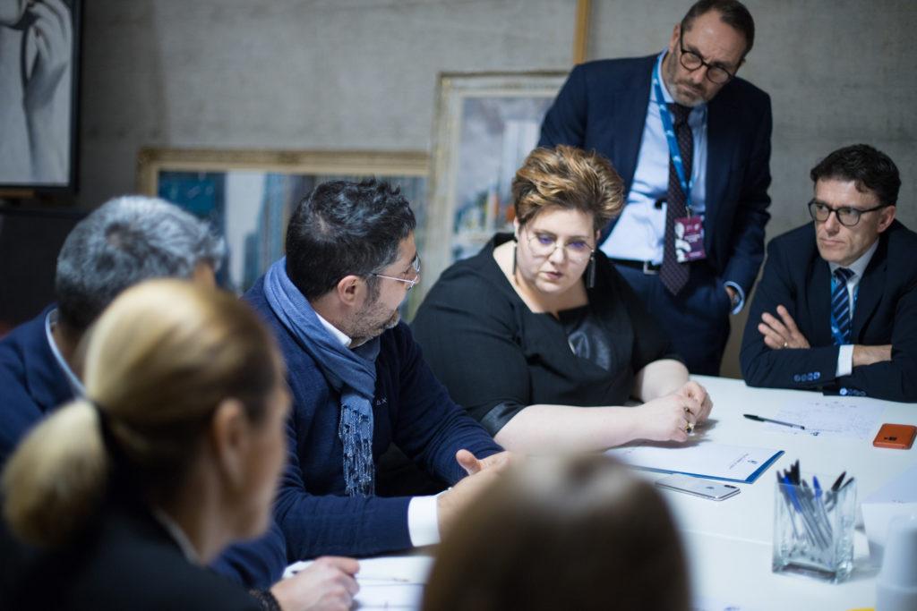 Daniela Sensini, Change Management Specialist -Sviluppo HR